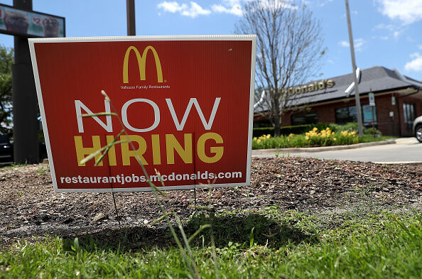 Jobs Added To Economy In April Pushes Unemployment Rate Down To 4.4 Percent