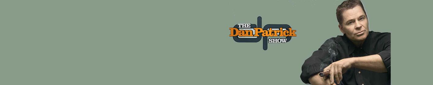 The Dan Patrick Show Weekdays 9 am to noon on 800 KXIC