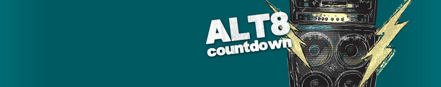 The Project's Alt 8 Countdown. 8 Songs Voted By YOU, Every Day At 5p. Vote Now.