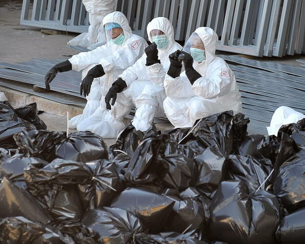 hazmat getty images