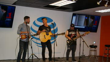 FM106.1 AT&T Access Granted Lounge - High Valley in the FM106.1 AT&T Access Granted Lounge