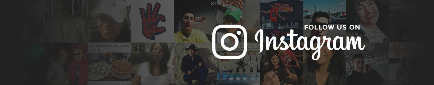 Stay connected to Tejano 1600 on Instagram!