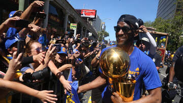 Photos - GSW Championship Parade & Rally 2017 | Oakland | 6.15.2017