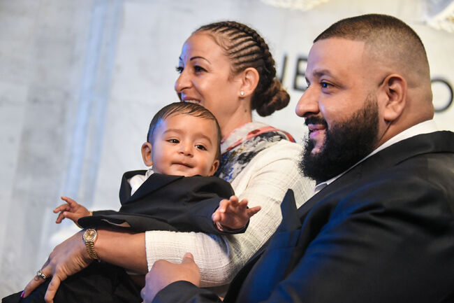 "DJ Khaled Visits The New York Stock Exchange Opening Bell To Promote The Get Schooled ""Keys To Success"" Campaign"