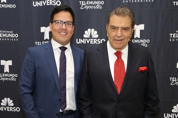 Telemundo's Al Rojo Vivo 15th Anniversary Celebration