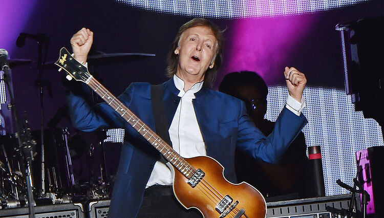 Paul McCartney In Concert - East Rutherford, NJ