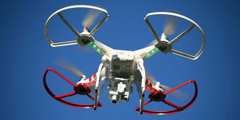 New App Will Help Drone Operators Near CVG