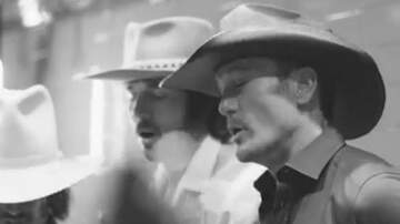 Ric Rush Afternoons - VIDEO: Tim McGraw and Midland sing Dixieland Delight