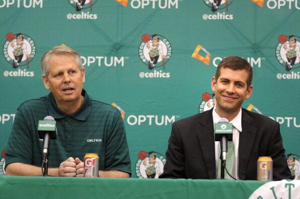 Boston Celtics Introduce Brad Stevens