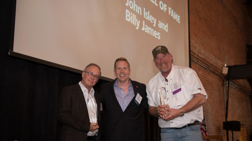 Photos - John Boy & Billy's Induction into NCAB Hall of Fame
