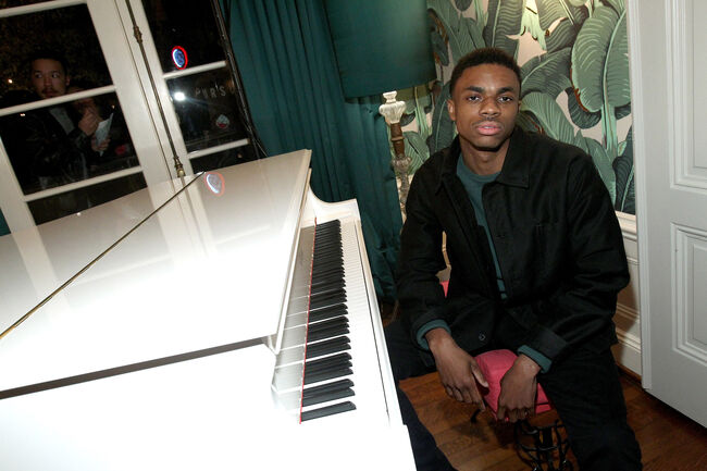 Def Jam Toasts The Grammys at the Private Residence of Jonas Tahlin, CEO Absolut Elyx