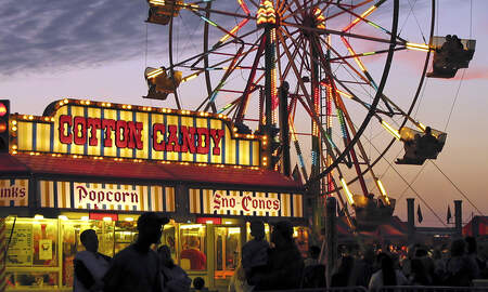 Brooke and Jubal - Second Date: Alex and Madeline (Carnival Time)