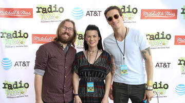 Summer Block Parties - The Revivalists Meet & Greet June Radio 104.5 Summer Block Party