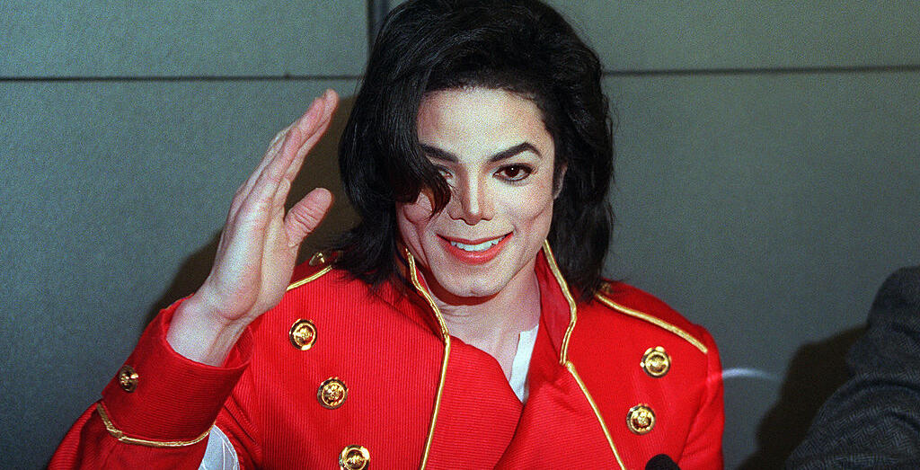 (FILES) US pop star Michael Jackson waves to photographers during a press conference in Paris on March 19, 1996. Michael Jackson died on June 25, 2009 after suffering a cardiac arrest, sending shockwaves sweeping across the world and tributes pouring in f