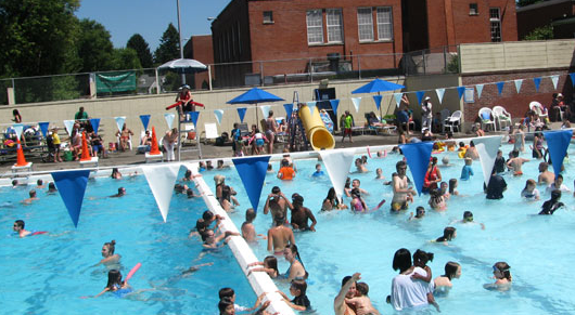 Everything you need to know about Portland Pools
