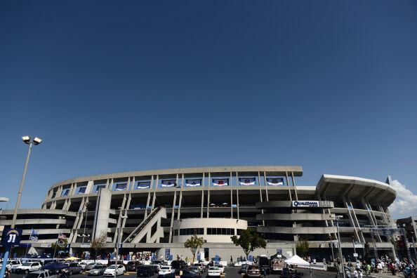 Qualcomm Stadium Getty Images