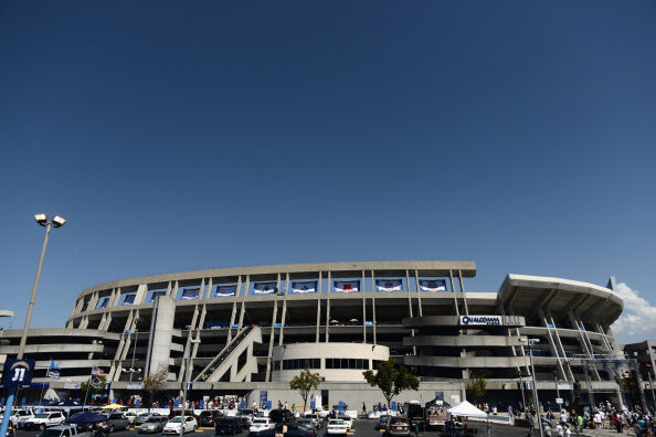 Stadium in Mission Valley  Getty Images