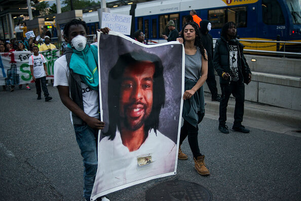 Protests Erupt After Minnesota Officer Acquitted In Killing Of Philando Castile