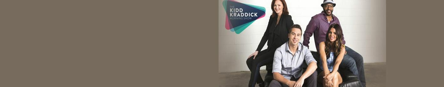 Tune In To The Kidd Kraddick Morning Show