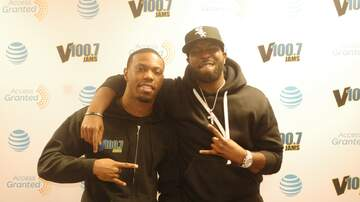 V100.7 AT&T Access Granted Lounge - DJ Luke Nasty in the Lounge - 1/13/17