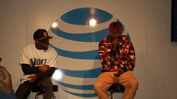 V100.7 AT&T Access Granted Lounge - Lil Yachty in the Lounge - 10/20/16
