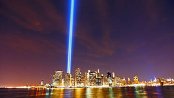 Chrys Castle - 9/11 Tribute in Light