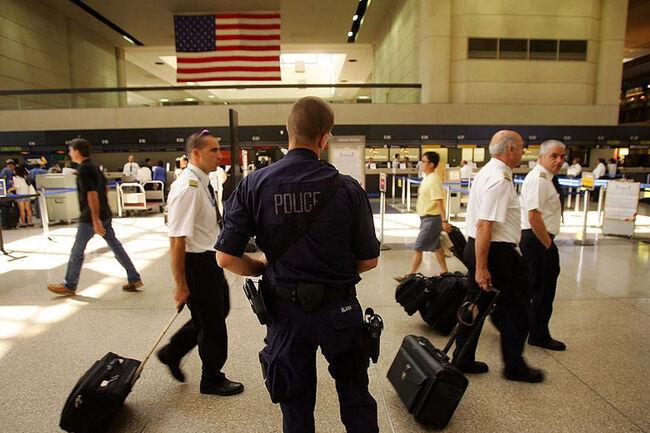 FAKE NEWS: CNN Omits Major Detail In Michigan Airport