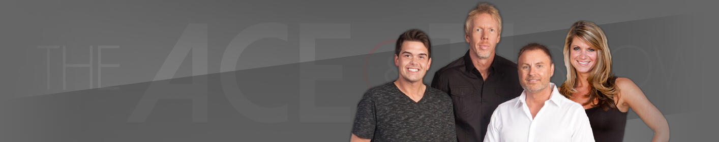 Wake up with Ace & TJ Weekdays on KISS 98-3! Listen HERE!