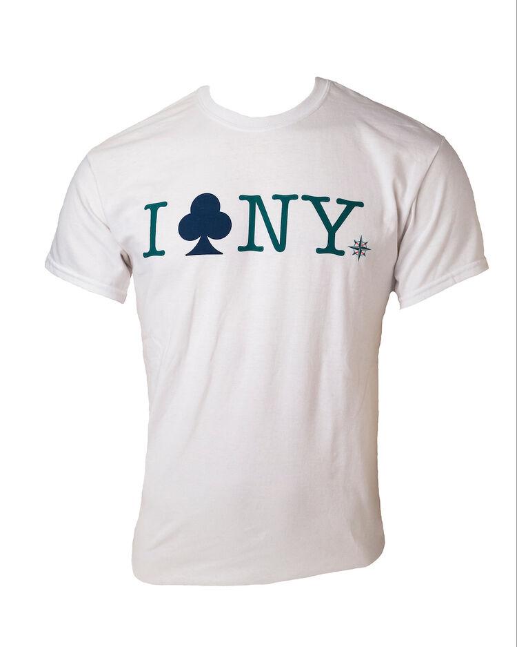Mariners I Club NY Shirt, July  21st