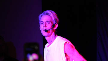 Photos - Aaron Carter Performs At Our Birthday Bash!