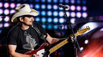 Tell Me Something Good - Brad Paisley Loves Giving Away Guitars to Youngens