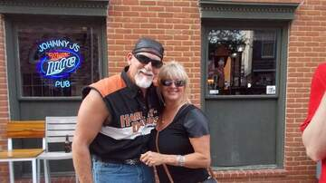 Photos - Bill Squire at Johnny J's with Yuengling June 22