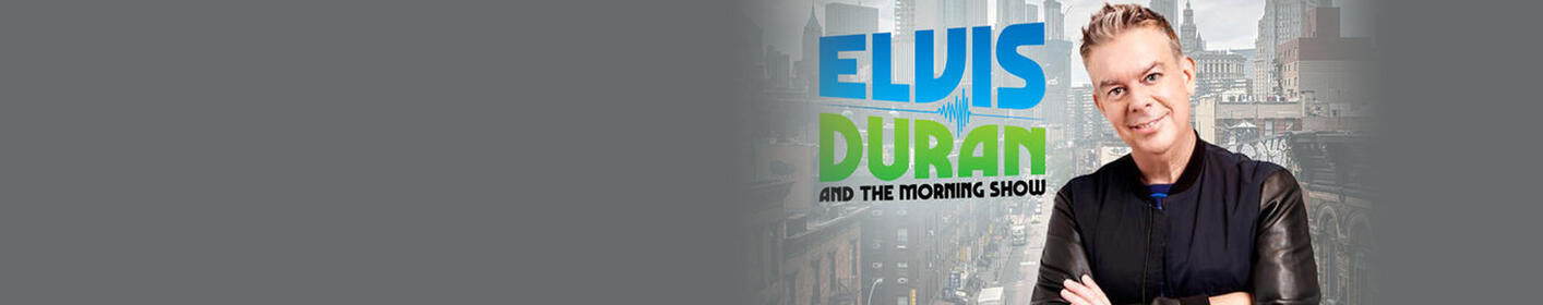 Elvis Duran and the Morning Show! Get the latest interviews, entertainment, news, phone taps, and more!
