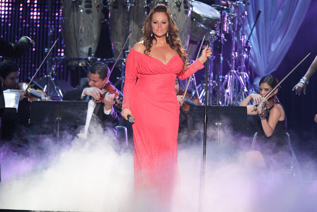 Billboard Latin Music Awards 2012 - Show