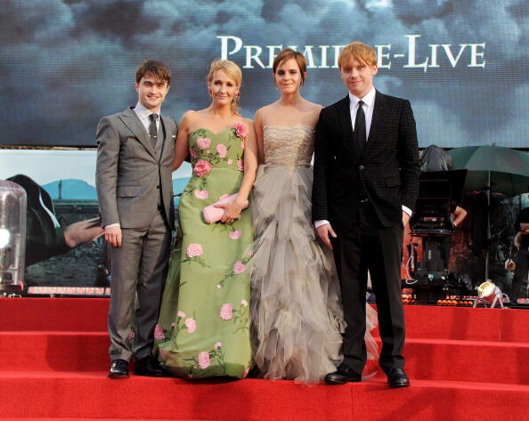 Harry Potter And The Deathly Hallows Part 2 - World Premiere - Inside Arrivals