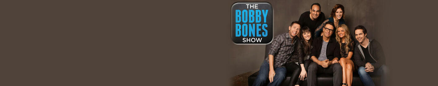 Listen to Bobby Bones Every Weekday Morning