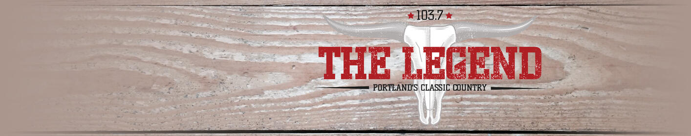 103.7 The Legend - Portland's Classic Country