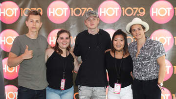 Photos - The Vamps Meet & Greet At Our Birthday Bash!
