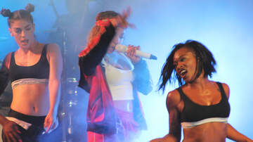 Photos - Tinashe Performs At Our Birthday Bash!
