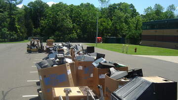 Local News Stories WCH - Electronics Recycling Day in Fayette County