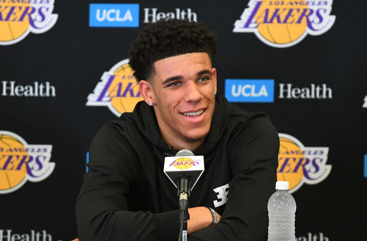 Los Angeles Lakers Introduce NBA Draft Picks