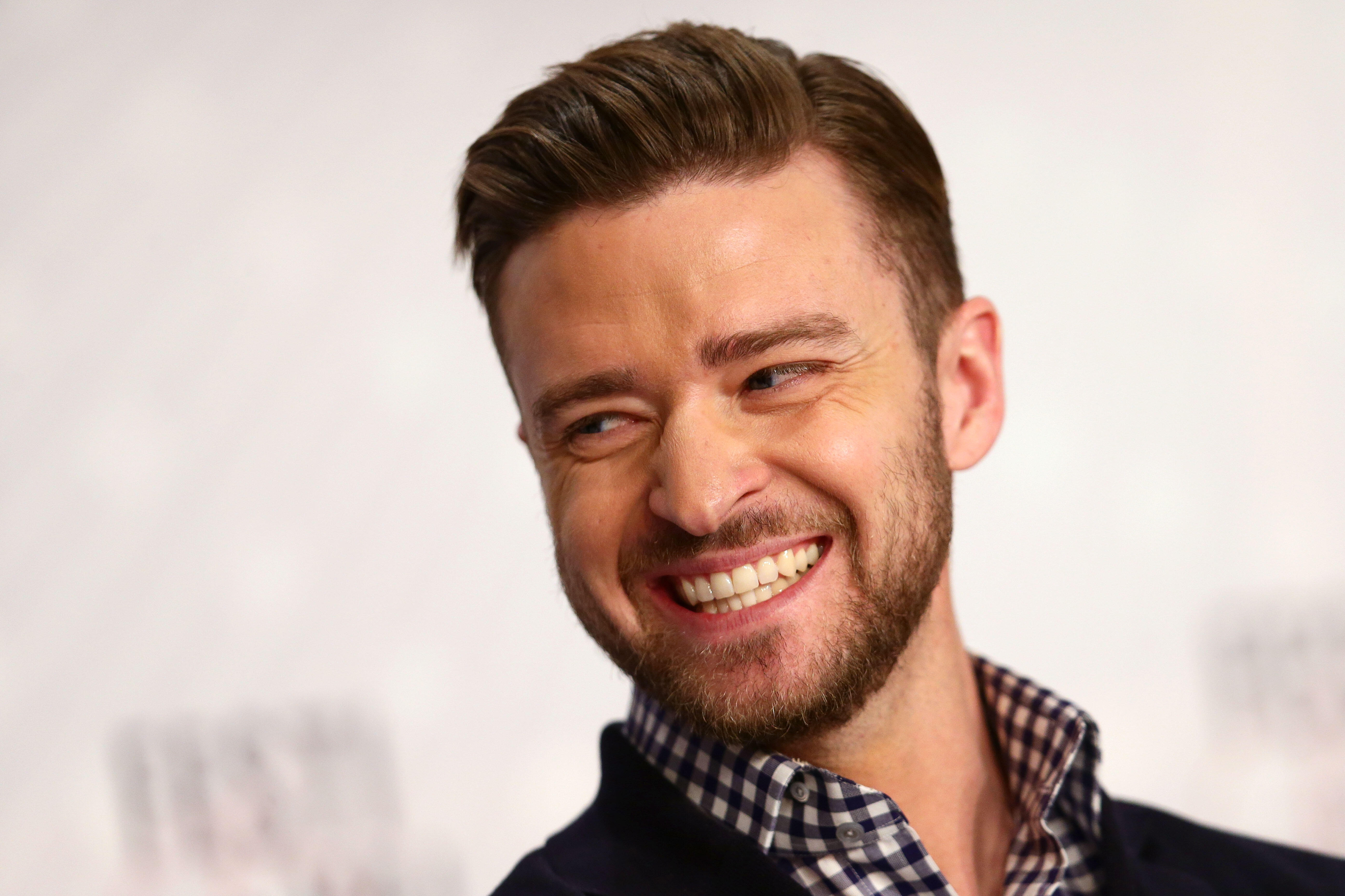 CANNES, FRANCE - MAY 19:  Actor Justin Timberlake attends the 'Inside Llewyn Davis' Press Conference during The 66th Annual Cannes Film Festival at Palais des Festivals on May 19, 2013 in Cannes, France.  (Photo by Vittorio Zunino Celotto/Getty Images)