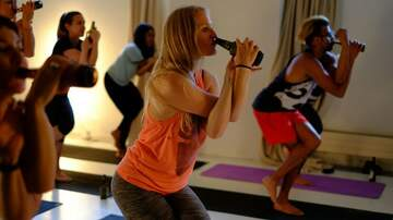Ally Hart - Beer Yoga, The Latest Craze