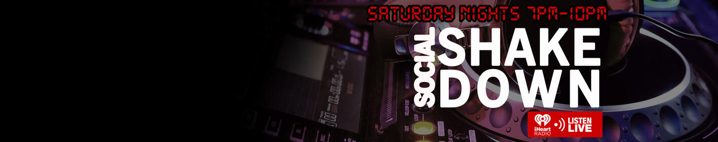 Check it out every Saturday night from 7pm - 10pm with DJ Poppa and DJ Slab1