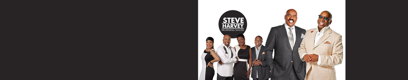 Listen to The Steve Harvey Morning Show On-Demand Now!