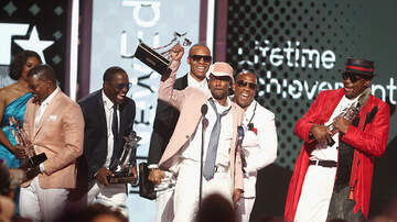 image for BOBBY BROWN VS JOHNNY GILL----THE BATTLE