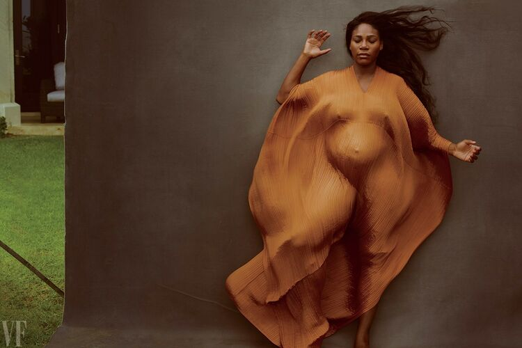 Serena Williams Vanity Fair