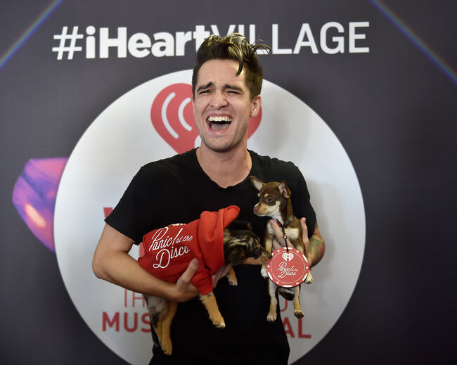2016 Daytime Village At The iHeartRadio Music Festival On September 24, 2016