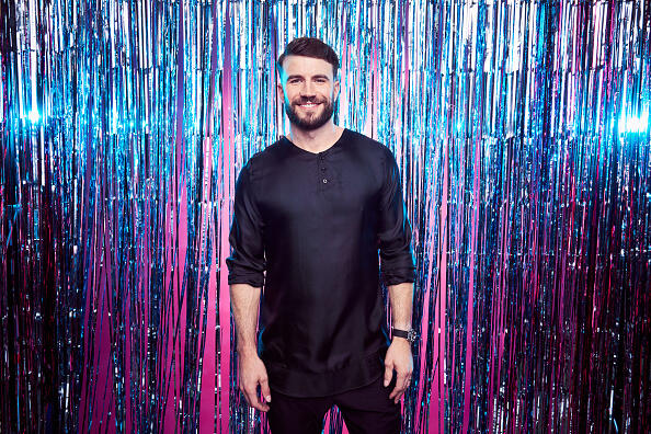 Singer/songwriter Sam Hunt poses for a portrait at Music City Convention Center on June 7, 2017 in Nashville, Tennessee. (Photo by John Shearer/Getty Images Portrait)