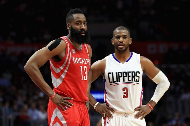 Houston Rockets v Los Angeles Clippers